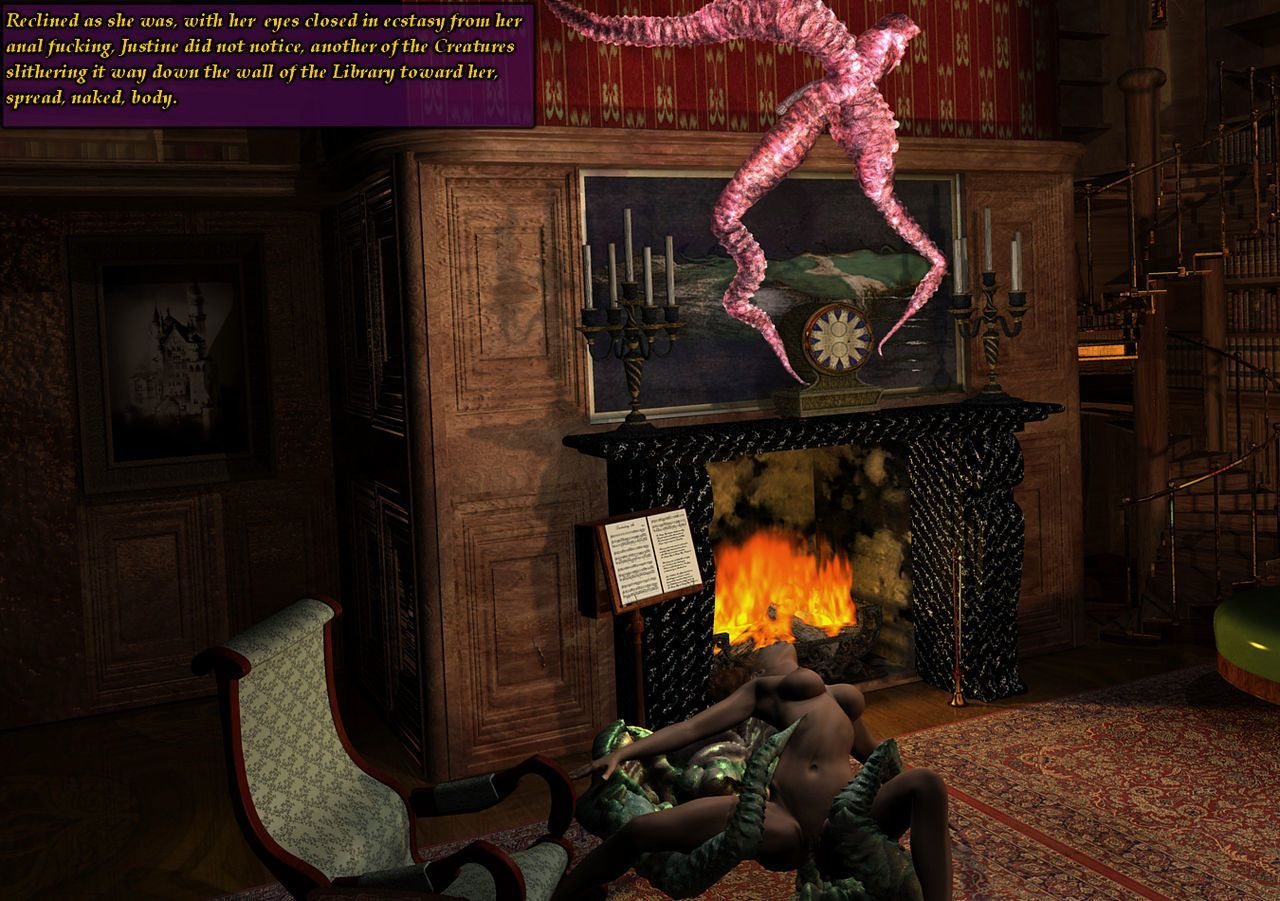 [DarkSoul3D] Cthulhu Chronicles \'Library Horror\' - part 2