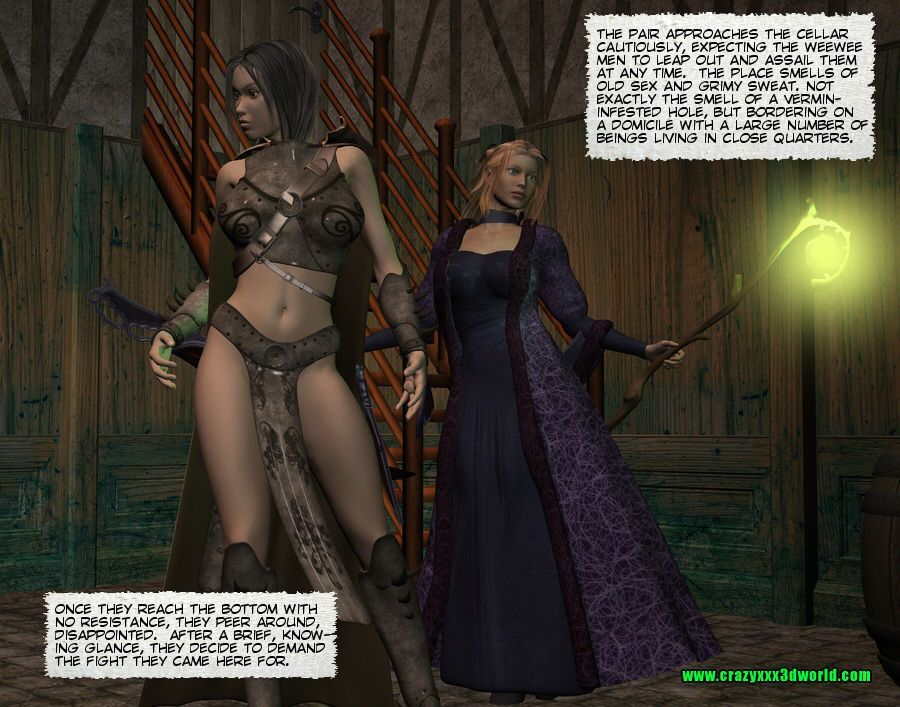 Crazyxxx3DWorld - Mythology 2 - part 2