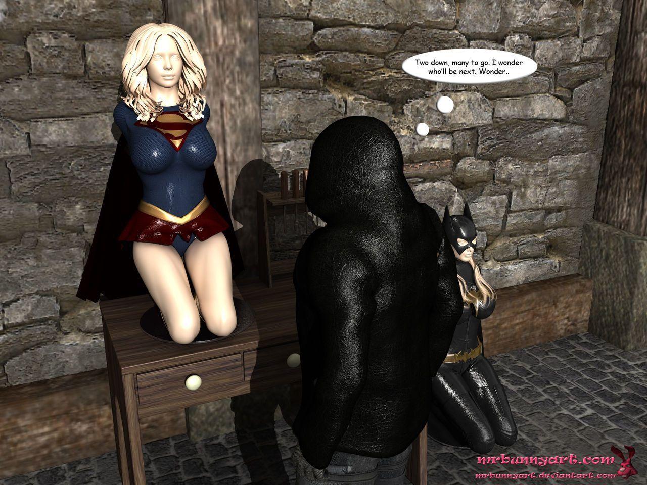 [MrBunnyArt] supergirl vs cain (supergirl) [English] - part 3