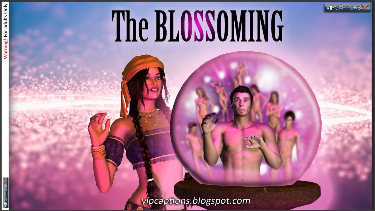 [VipCaptions] The Blossoming - part 12