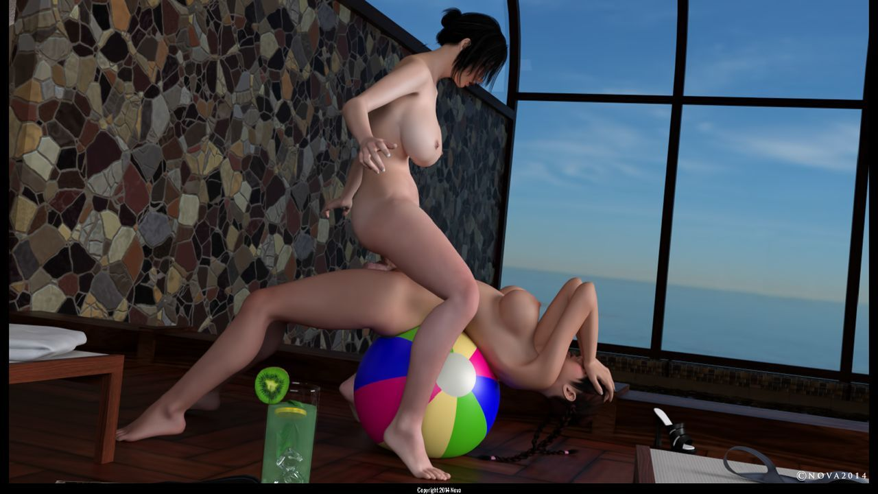 Nova - Pool Party - part 9