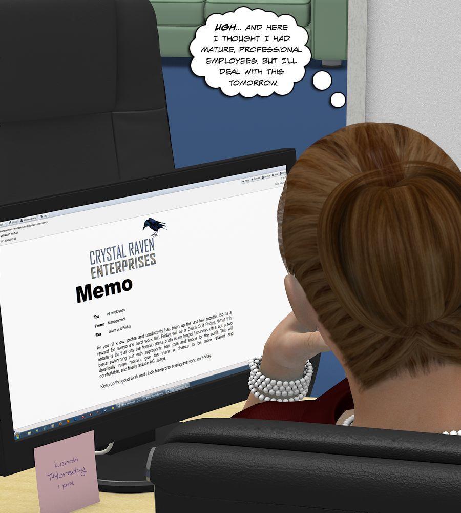 [SturkWurk] Office Memo