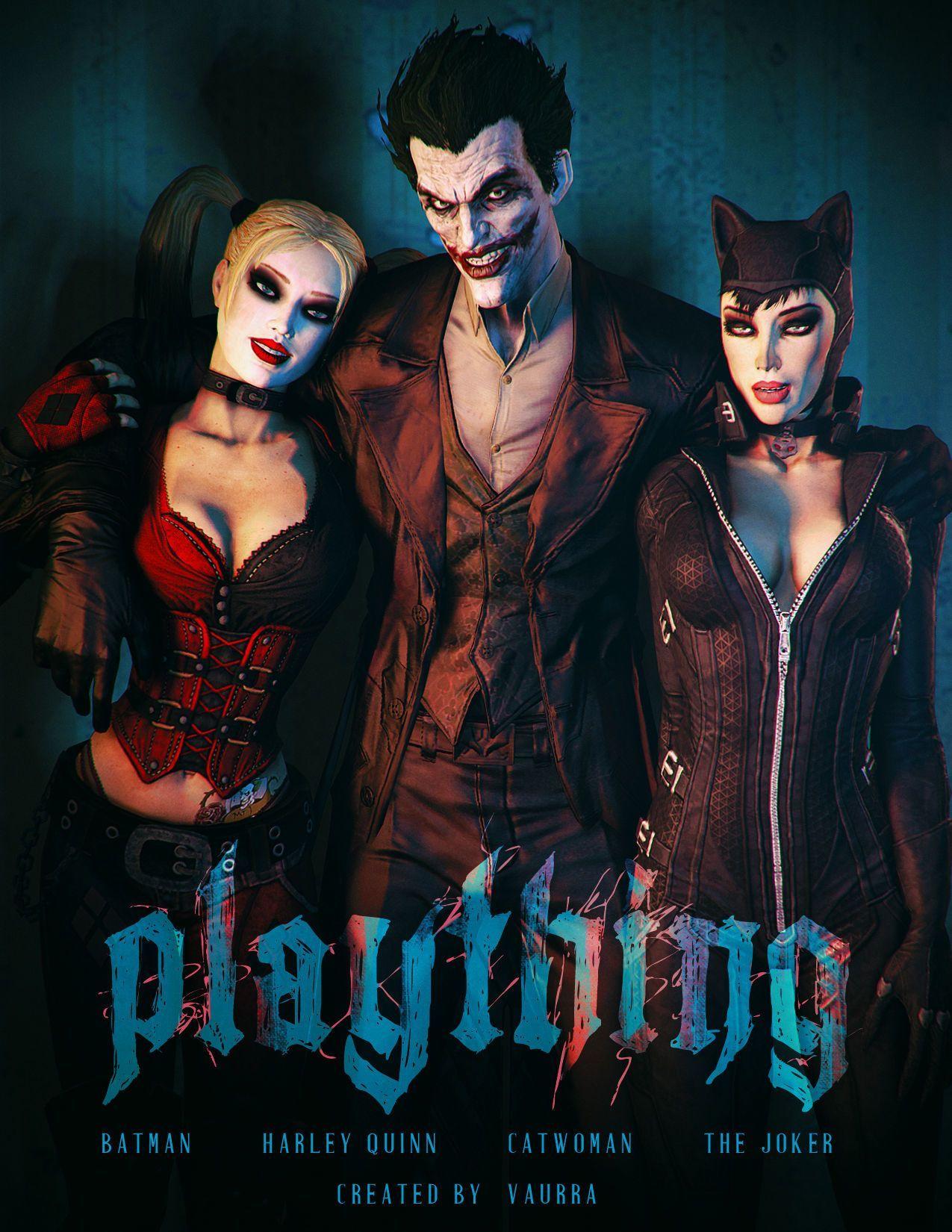[Vaurra] Plaything (Batman)