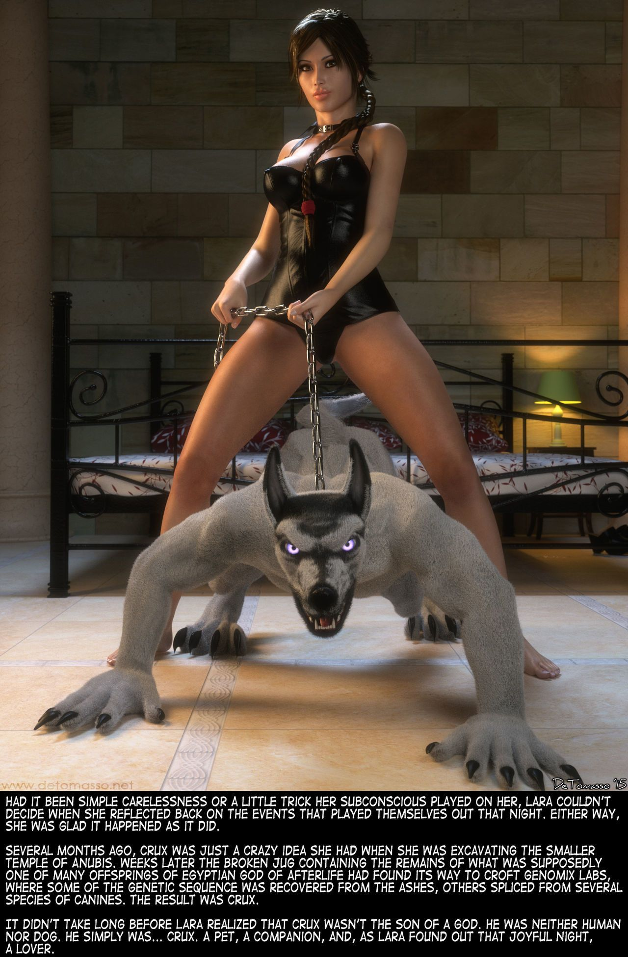 [DeTomasso] Crux on the Loose (Tomb Raider)