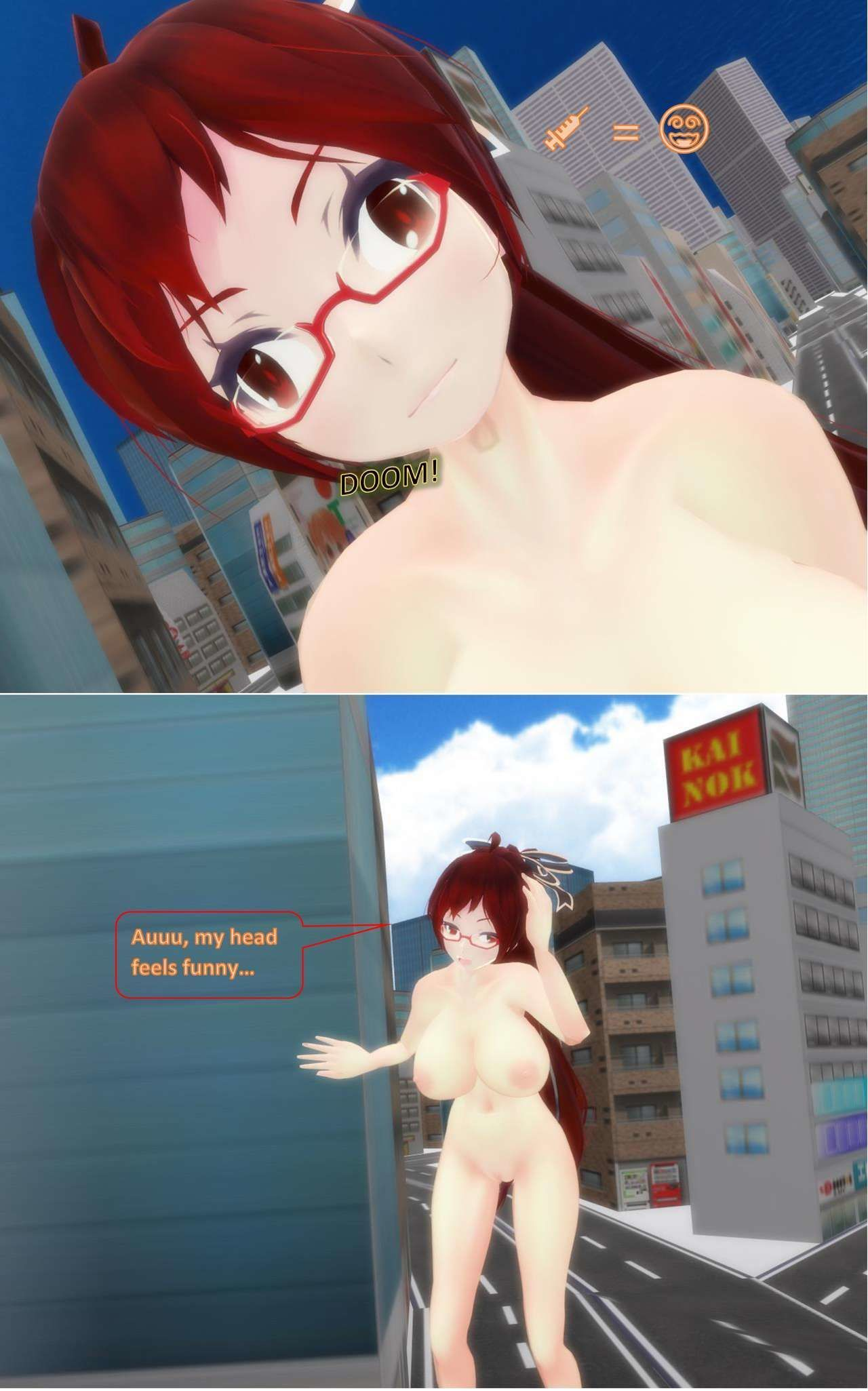 [Fumika] Saya´s Adventure - part 5