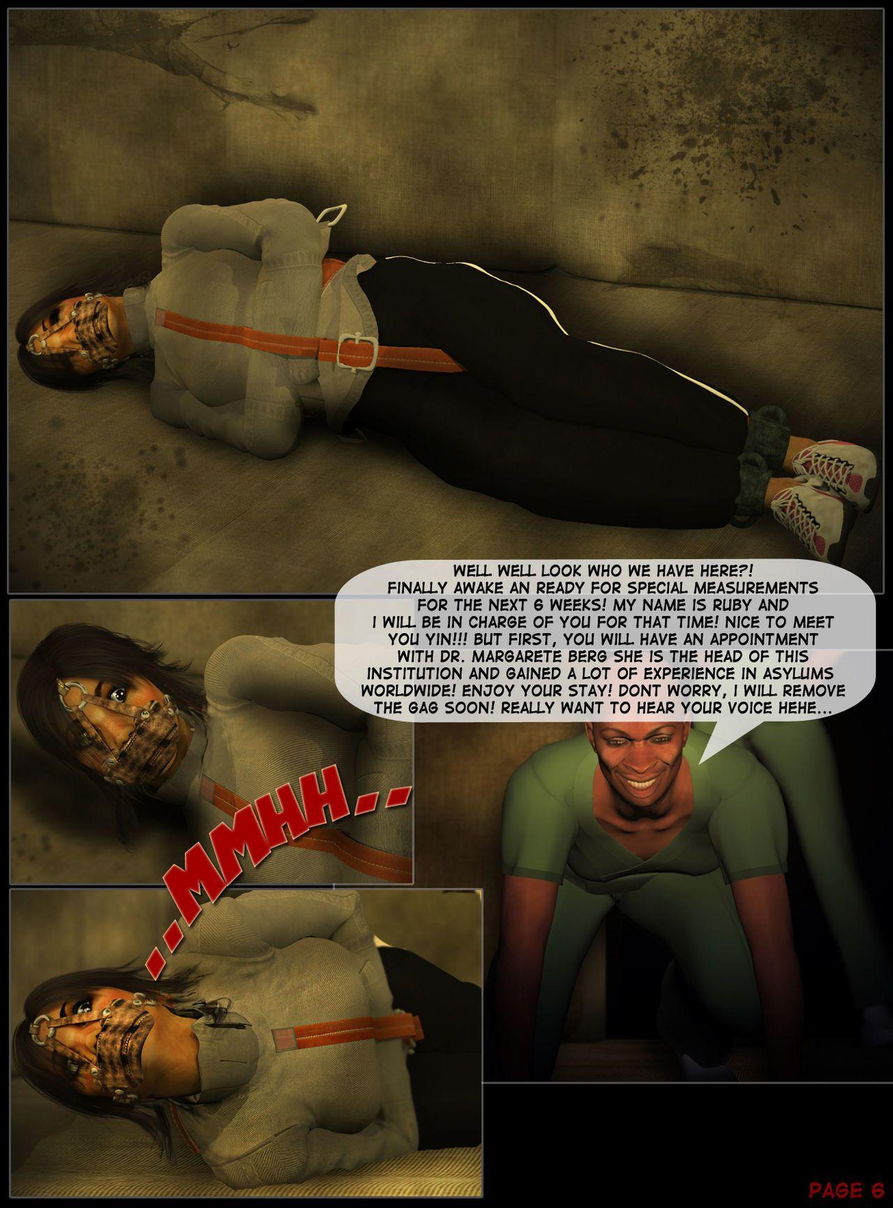 The Asylum of Dr. Berg