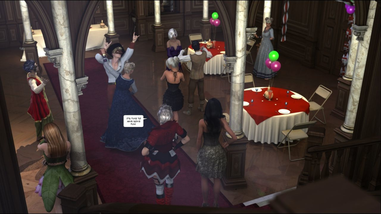 [Shinra-kun] Harriet Cooper And The Wizard\'s Sacrifice - Spell 2 - part 5