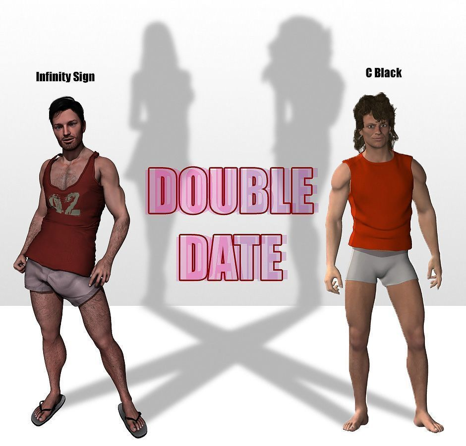 [Infinity Sign/CBlack] Double Date