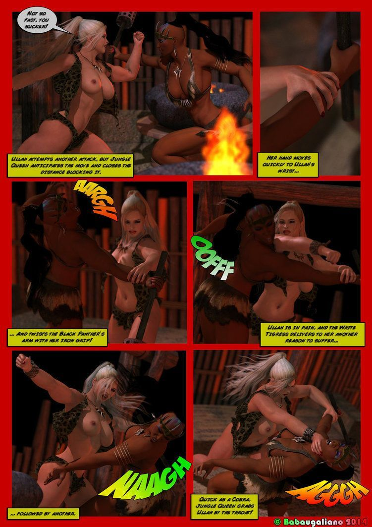 Rumble in the Jungle 3 (Ongoing) - part 3