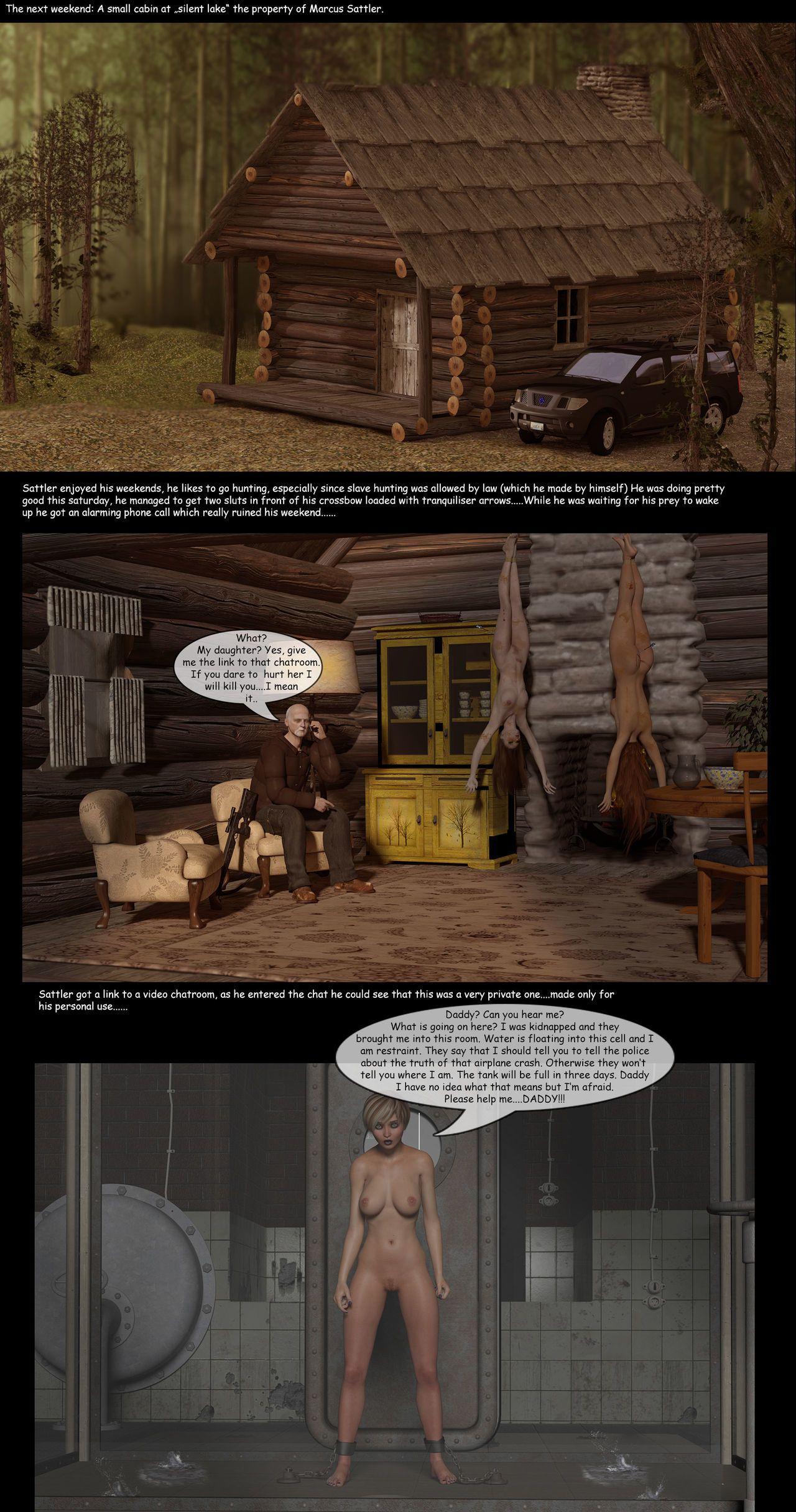 Artist3D Chris63 Dorthy Taylor Bondage slave 2 ongoing - part 2
