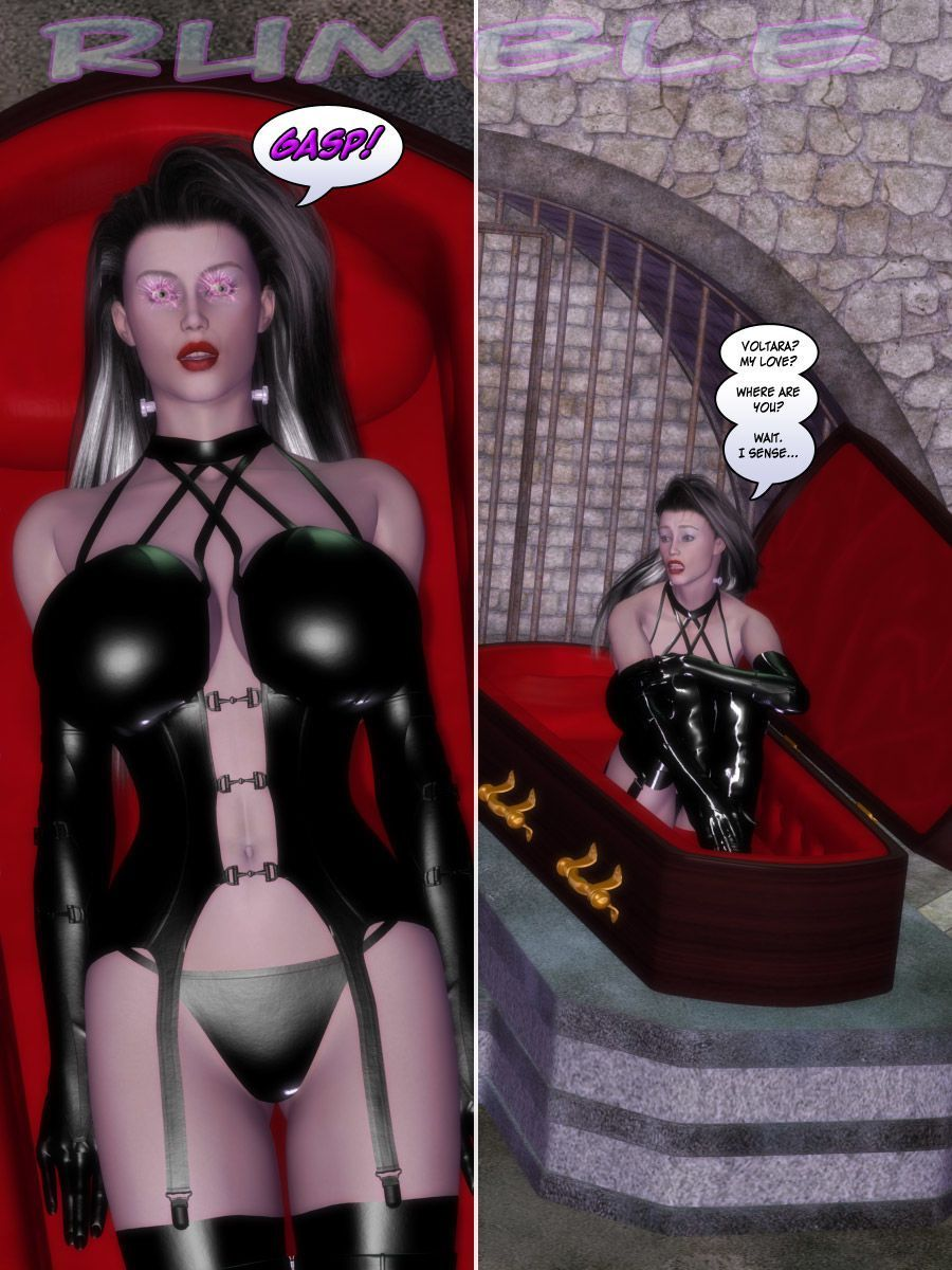 Mesmerella\'s Masquerade - part 5