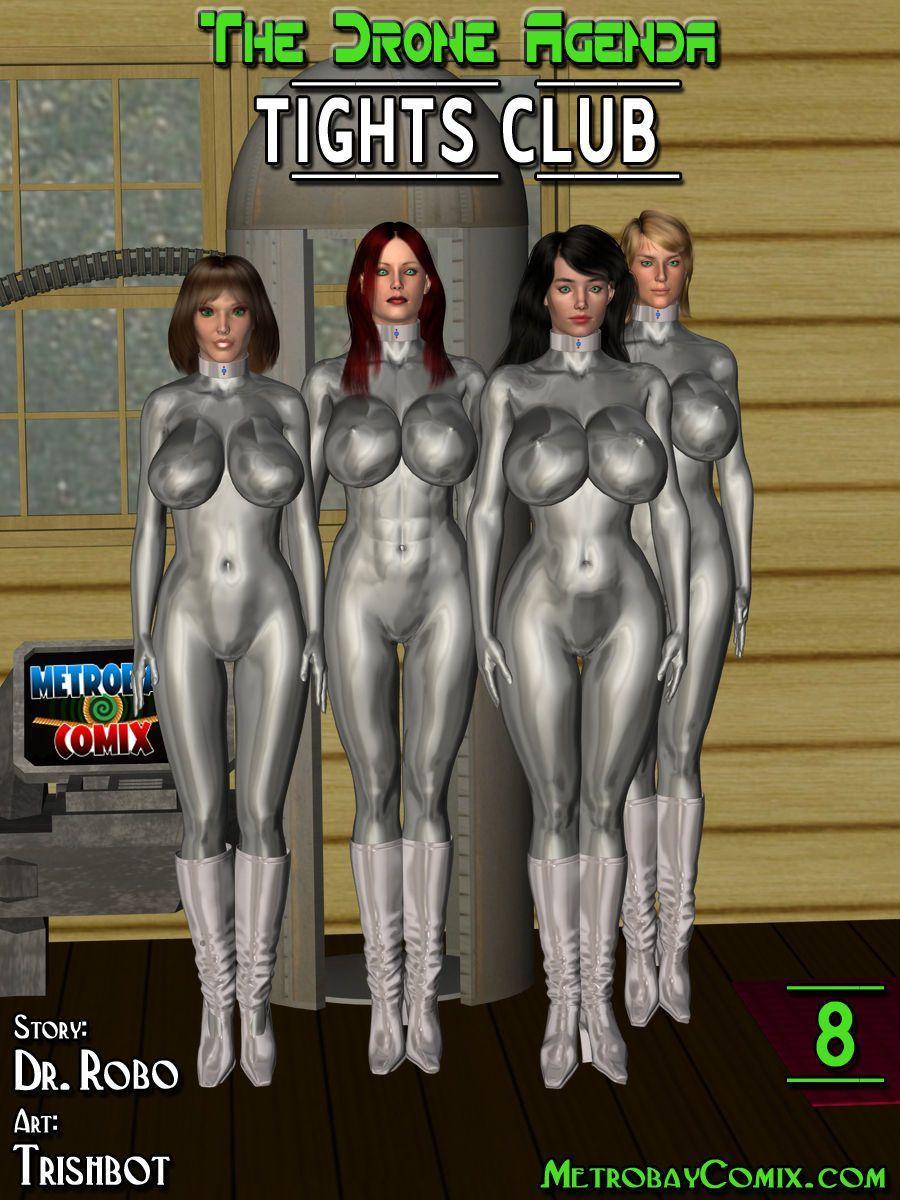 Tights Club 1 - 9 - part 6