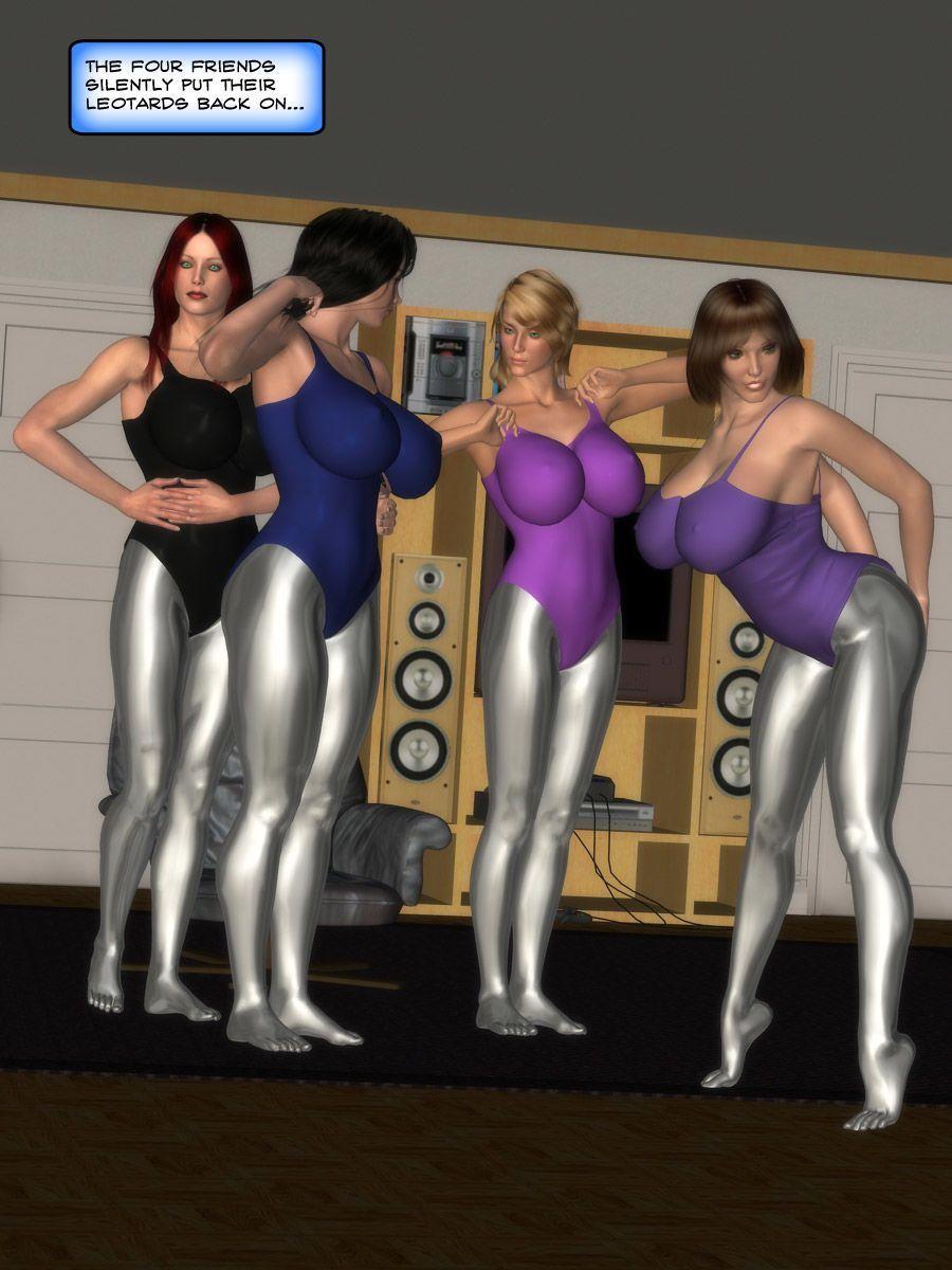 Tights Club 1 - 9 - part 7
