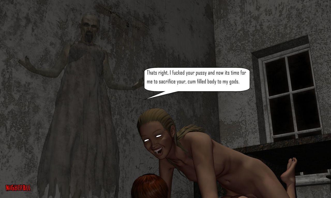 NightFall 3D - Darkestmaya Request - Halloween Special - part 2