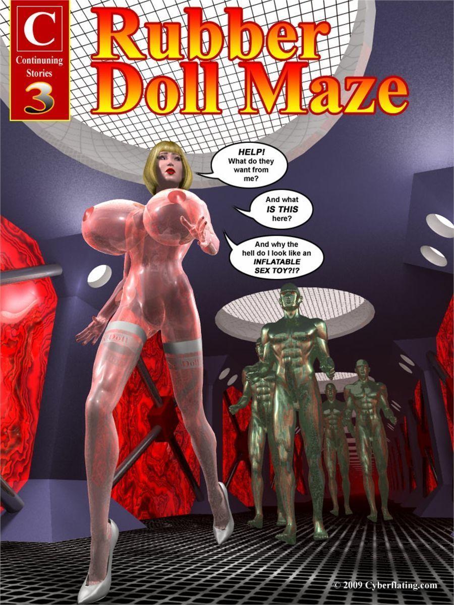 [Cyberflating] Rubber Doll Maze