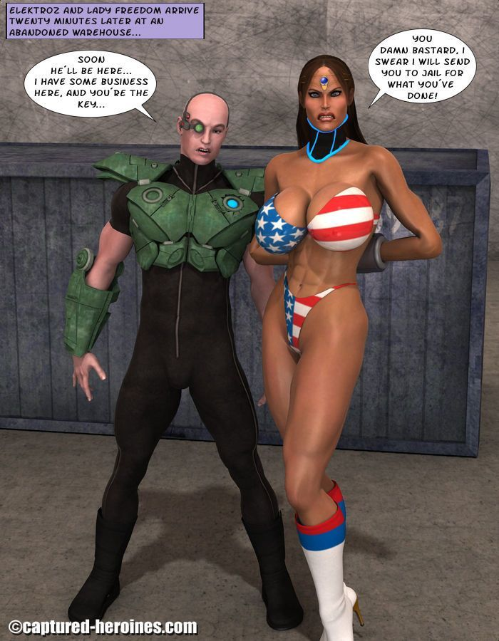 Lady Freedom - part 9