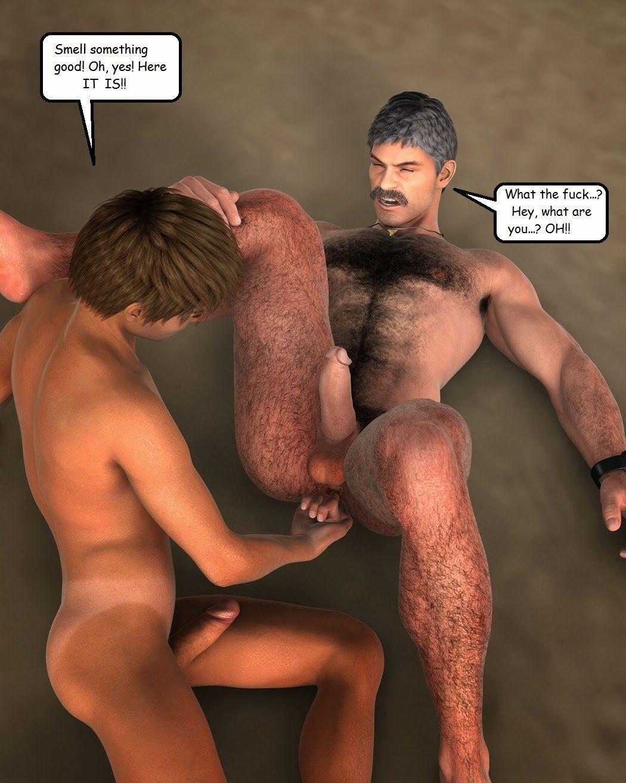 3d Male - part 3