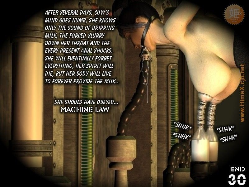 [Beyondbent] Machine Law. Series 1: Milk - part 2