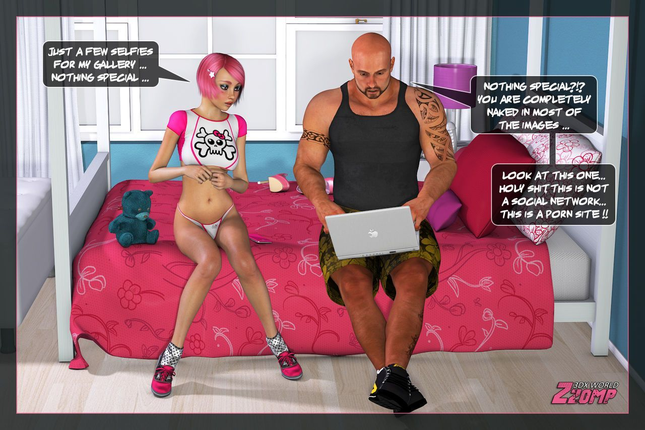 [Zzomp] Dolly Pink Social Network Part 1