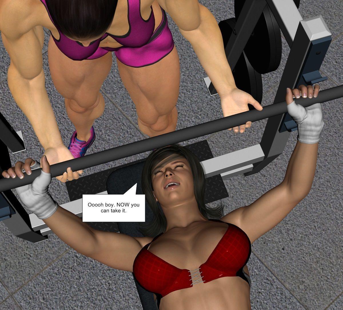 Revenge! by TST - part 4
