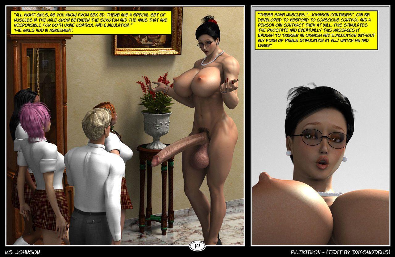 [PILTIKITRON] Ms. Johnson (text by dxasmodeus)