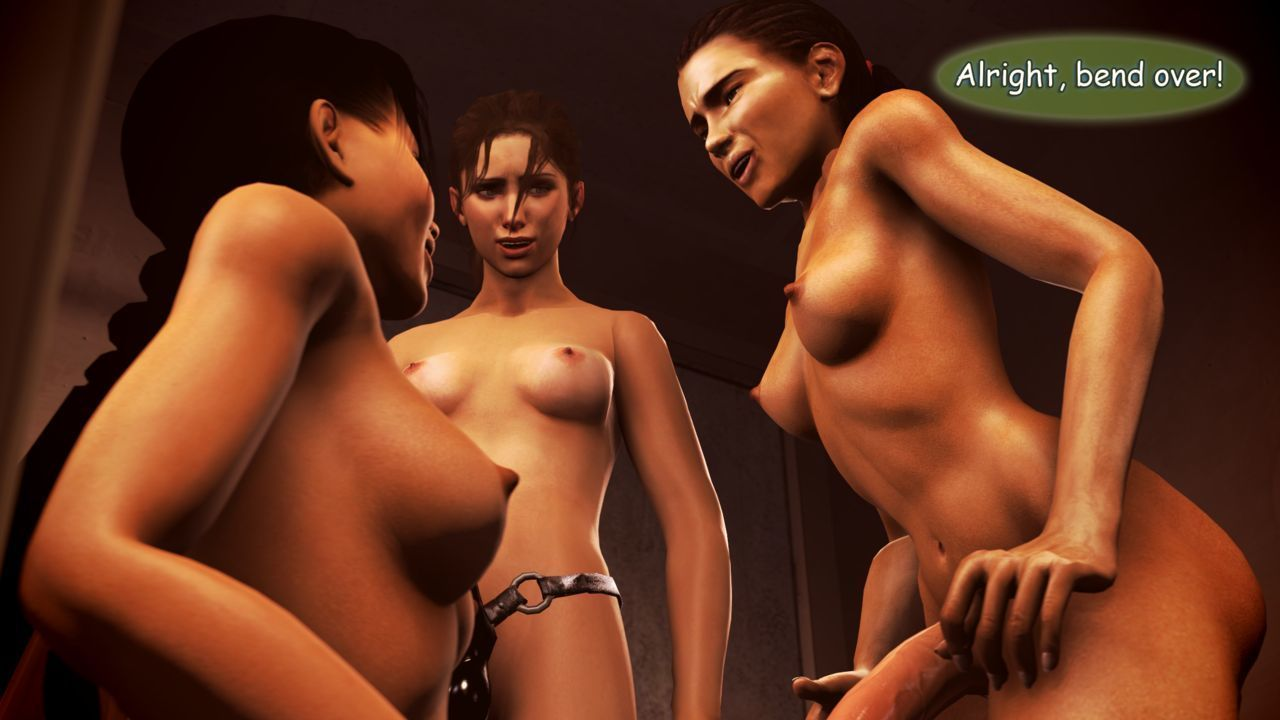[Big Johnson] Zoey and Adriana\'s Stories Part 13 - part 2
