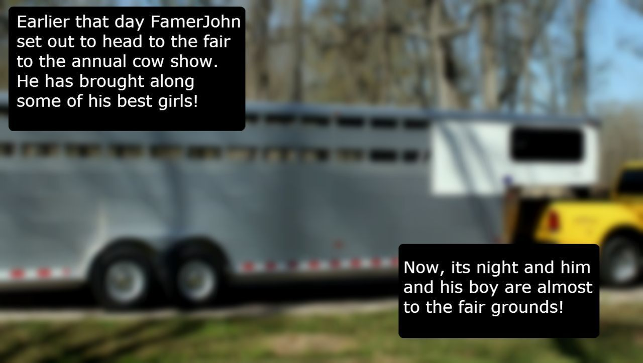 [FarmerJohn420] The Cow Show (ongoing)