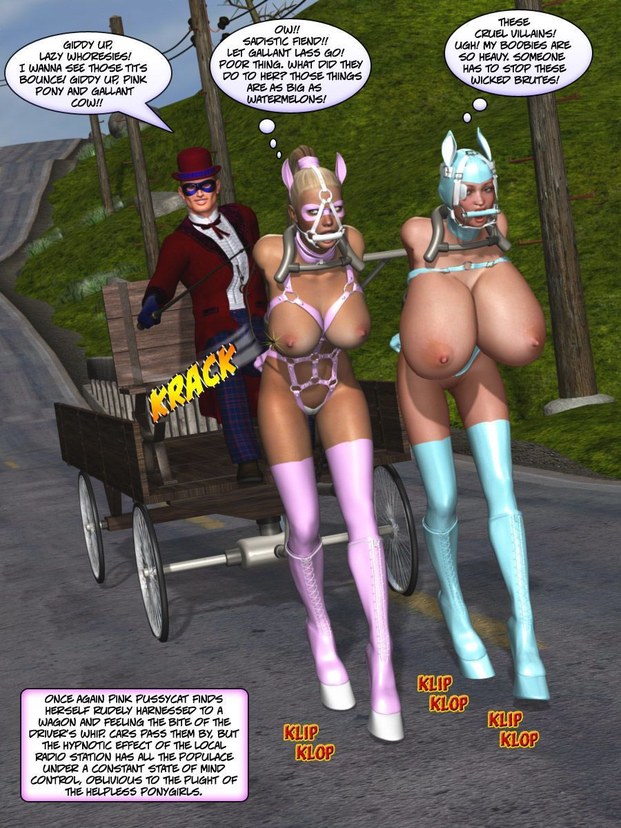 Sex Pets of the Wild West 13-21 - part 4