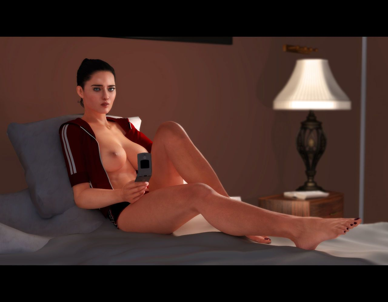 Carey the Queen of Escapology - Picture Collection