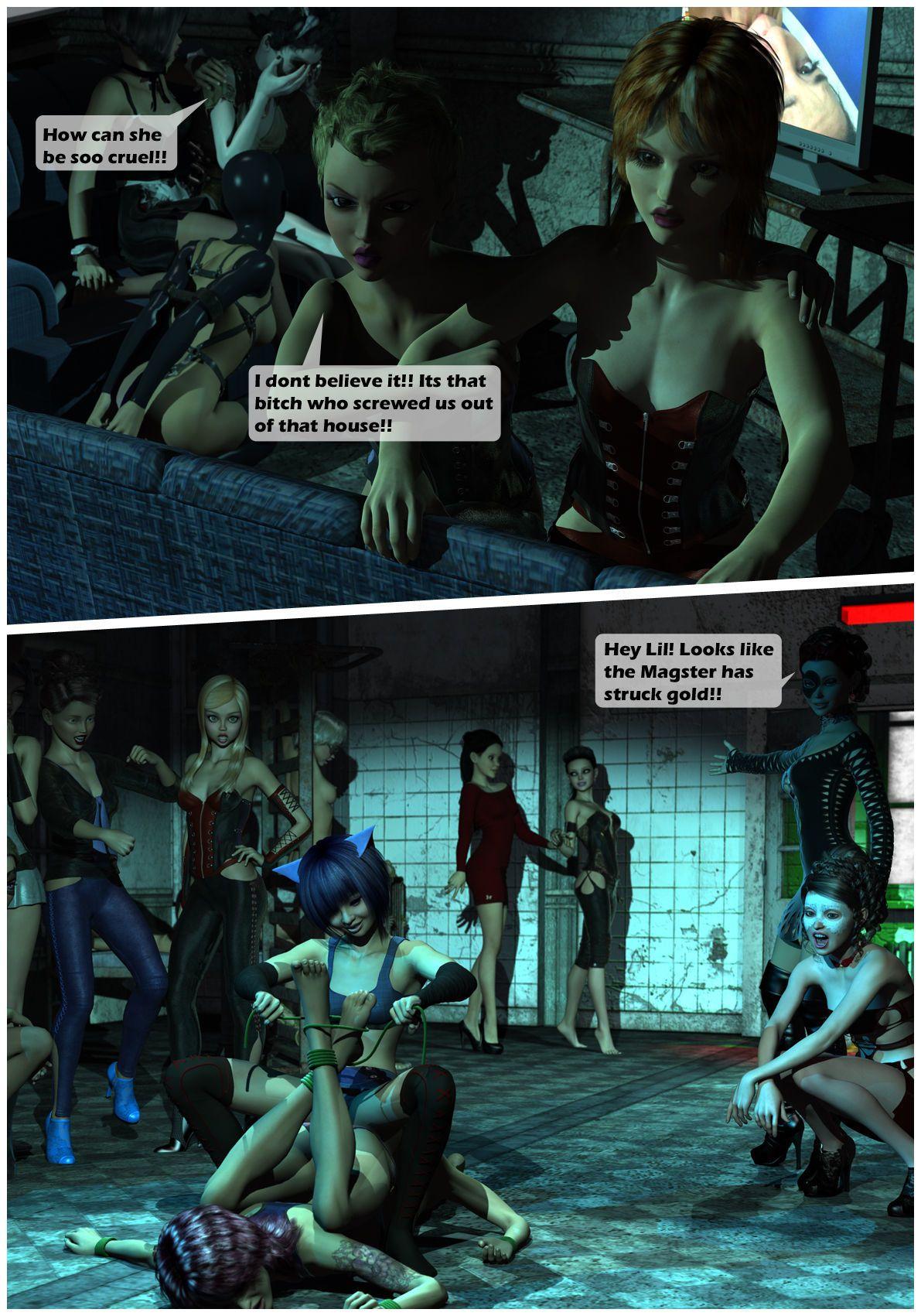 [Stuart John Ellis] Domination House 3: Party Crash - part 2