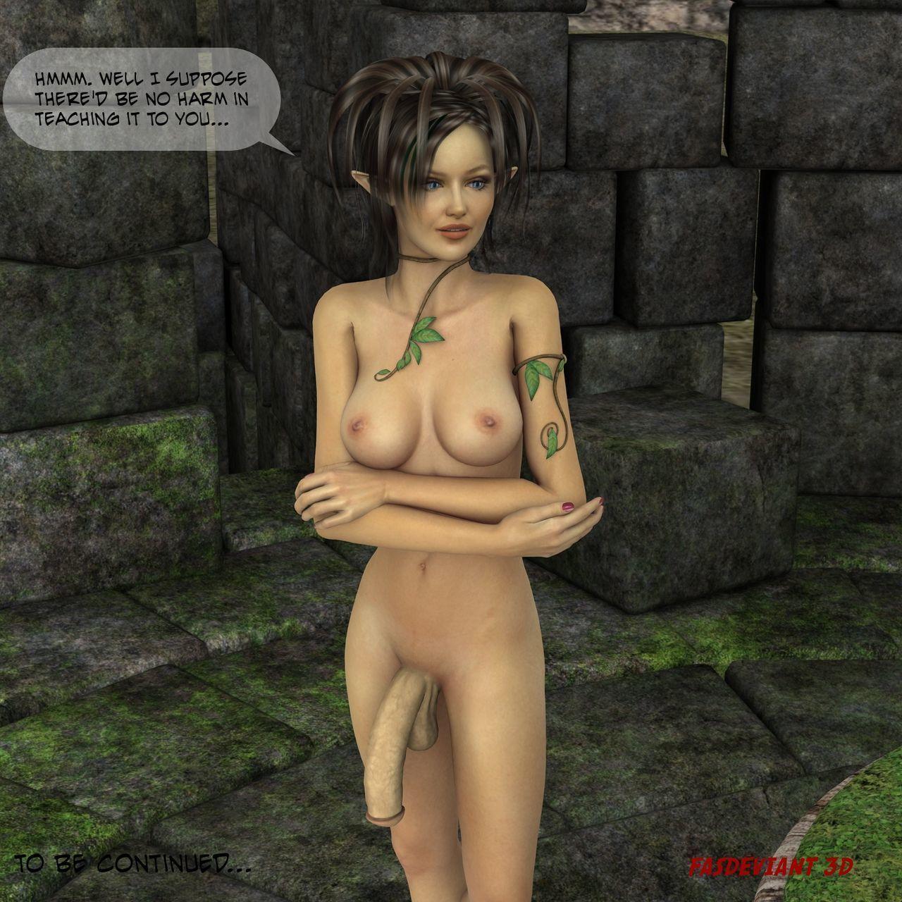 Baldur\'s Gate: Dryad Grove - part 2