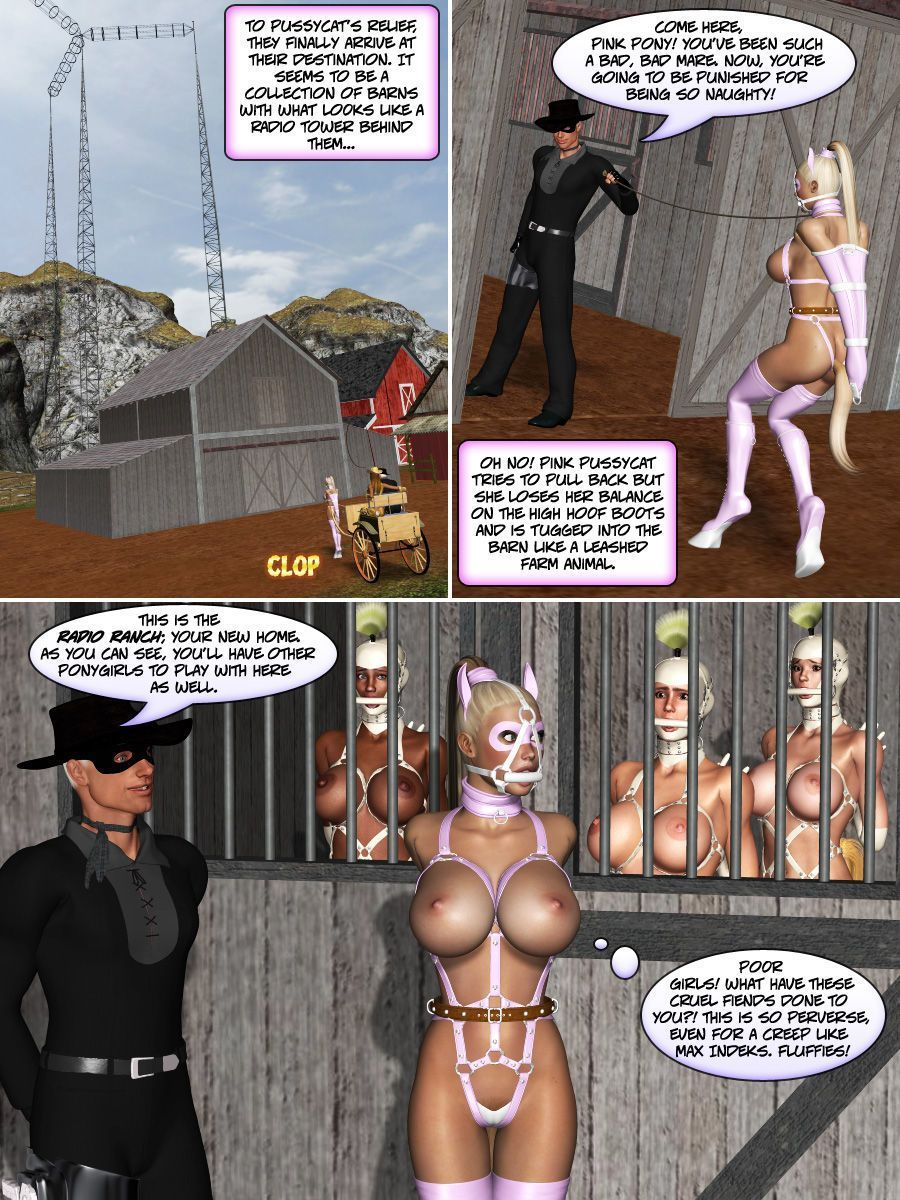 Sex Pets of the Wild West 1-12 - part 3