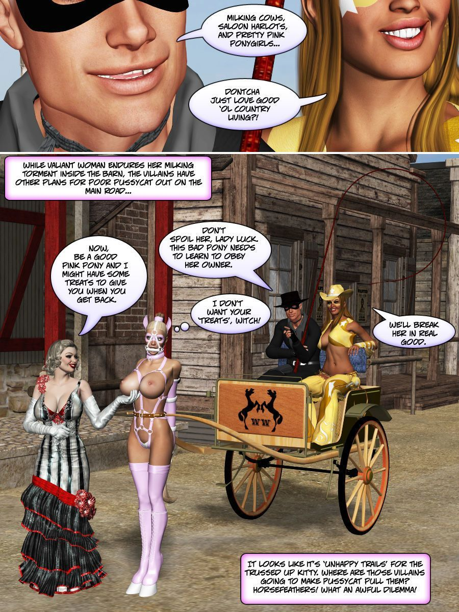 Sex Pets of the Wild West 1-12 - part 3