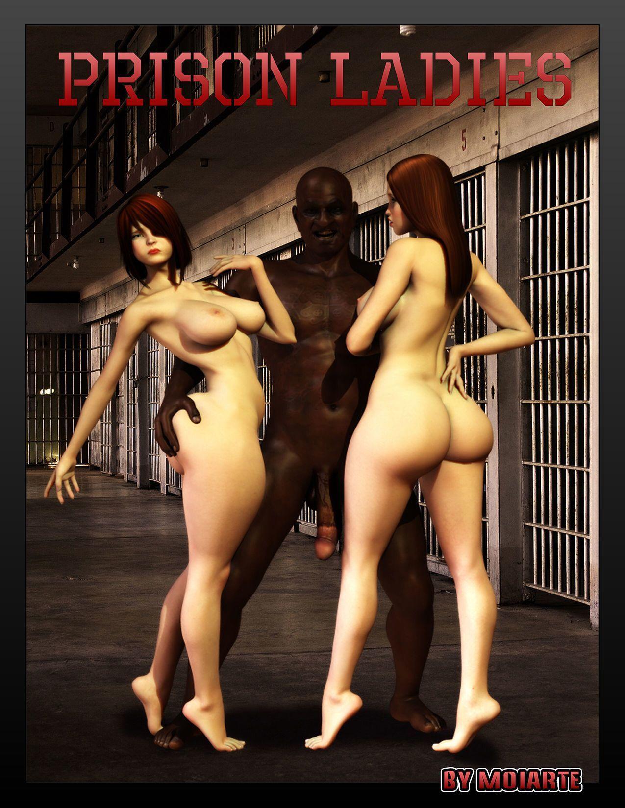 (moiarte) Prison Ladies [English]