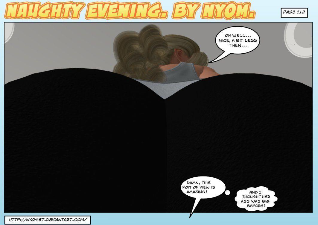 Nyom-Naughty Evening - part 6