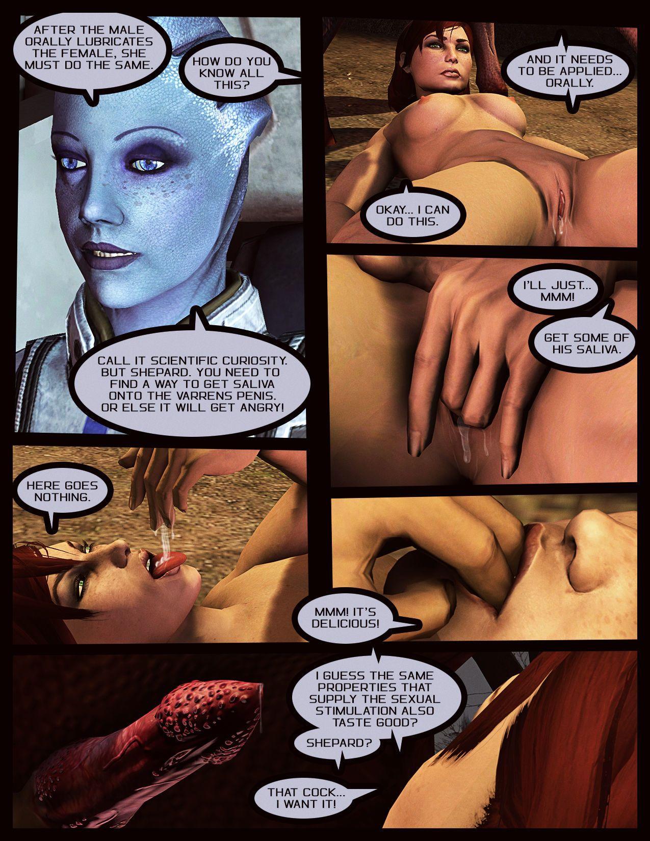 [Vaurra] Follow My Lead (Mass Effect)