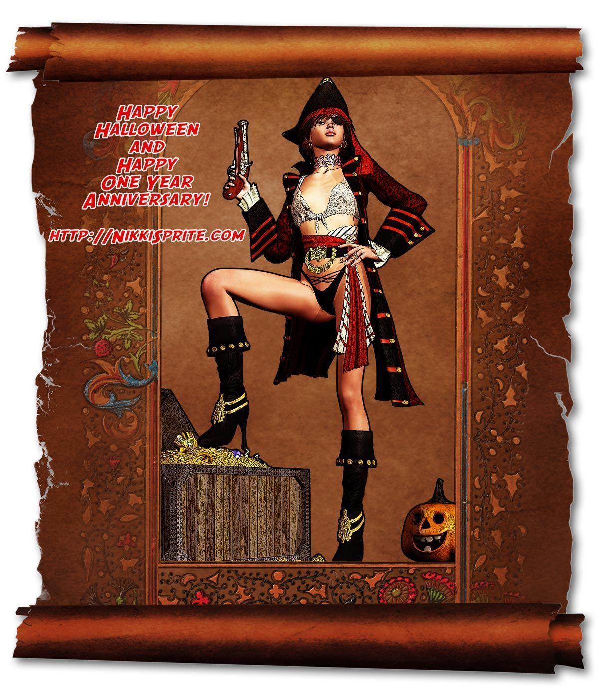 Nikki Sprite Gallery - part 4