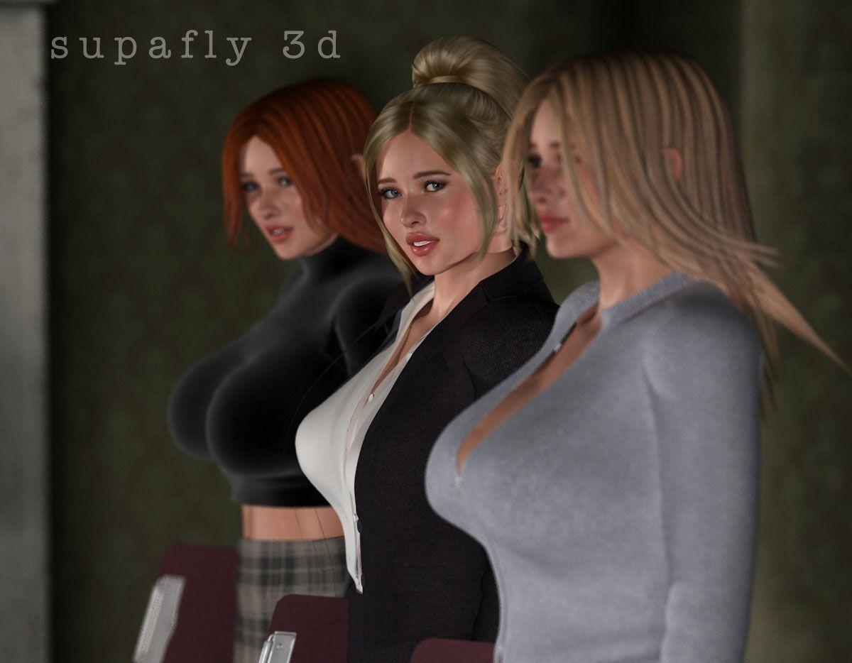 SupaFly 3D - part 5