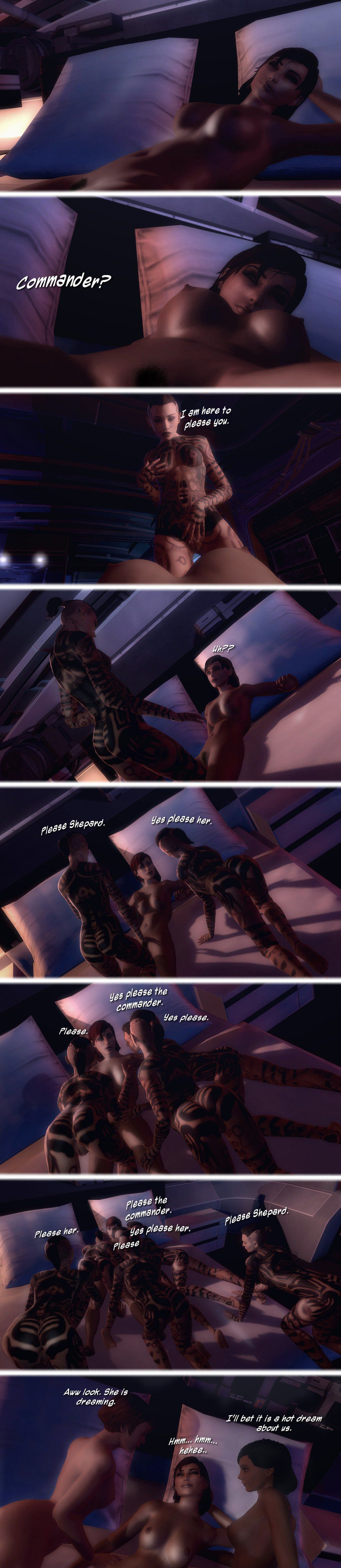 Updated gallery of the works of Rastifan Pt 2 (Comic Shorts) - part 7