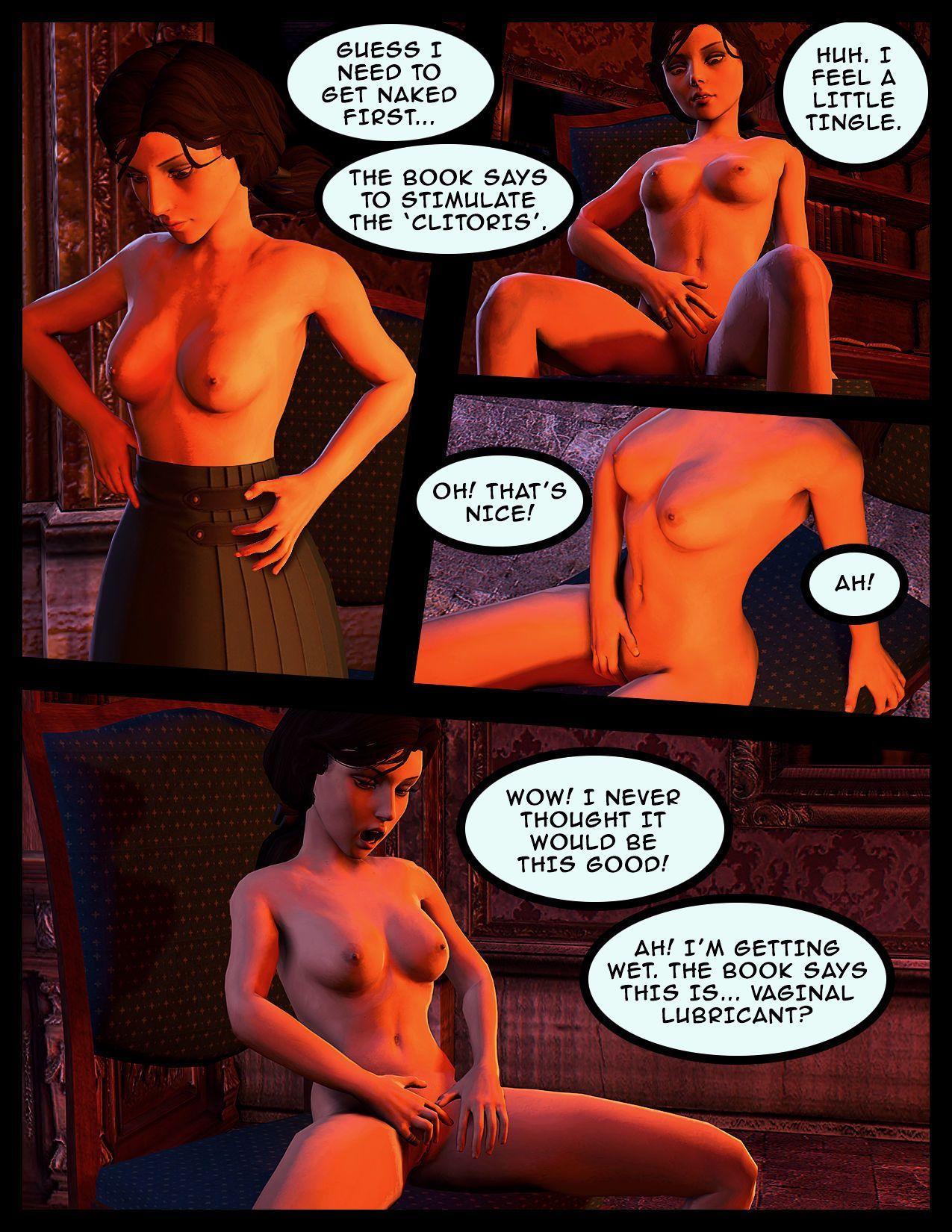 [Vaurra] Teaching Elizabeth (Bioshock Infinite)