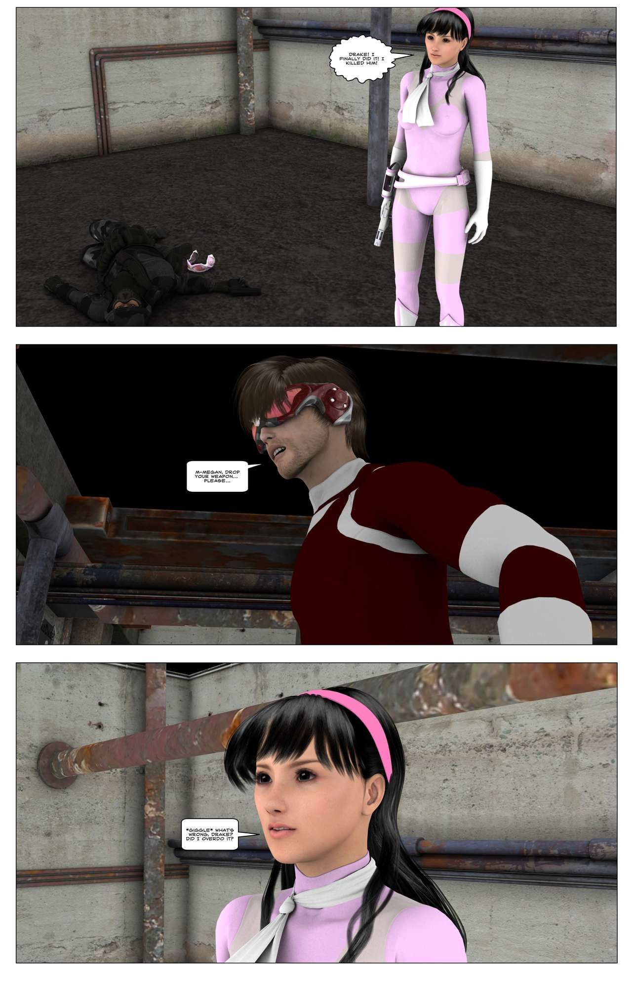 Shadow Ranger Zero Part 1: The Beginning of The End - part 8