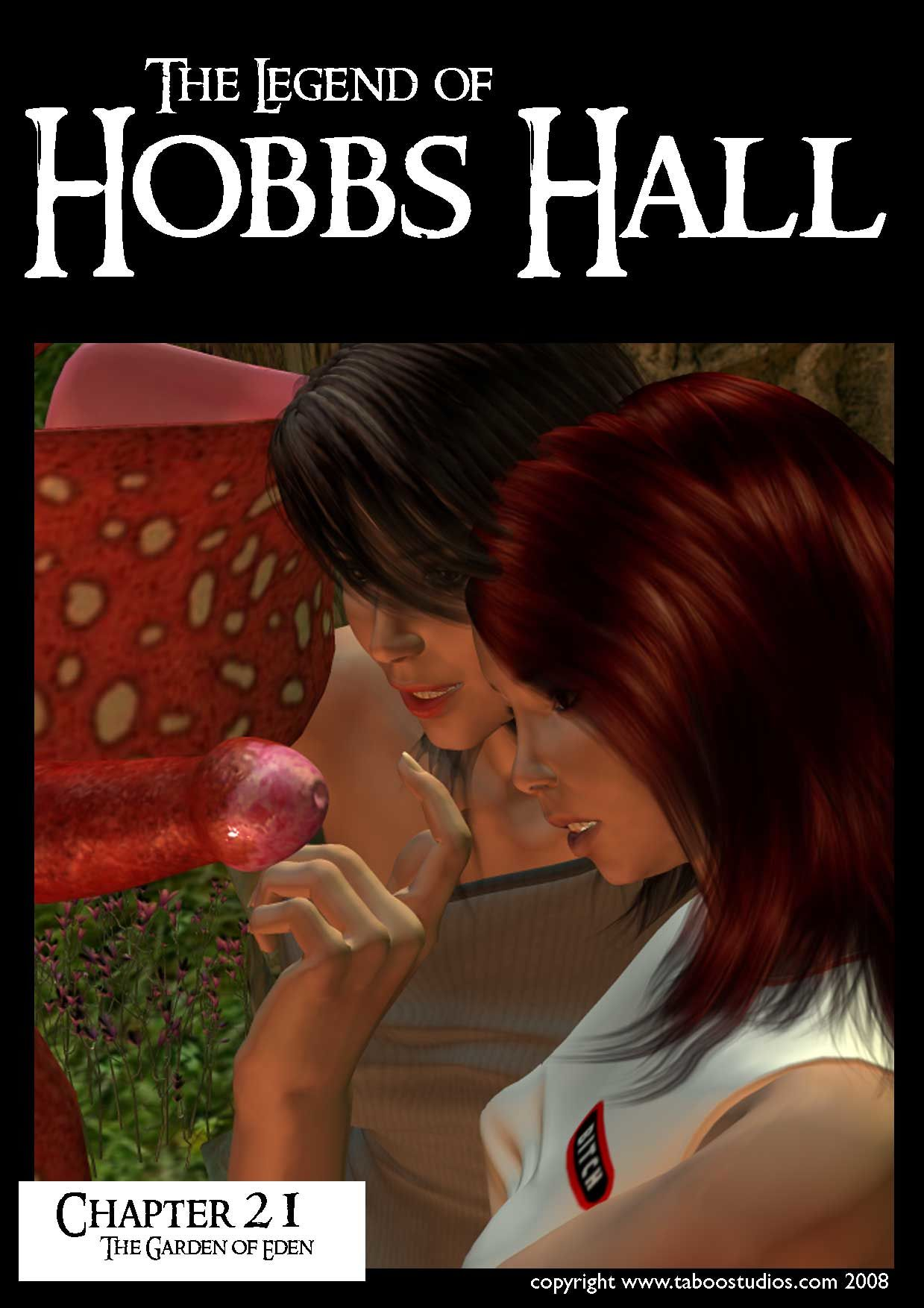 The Legend Of Hobbs Hall 01-24 - part 20