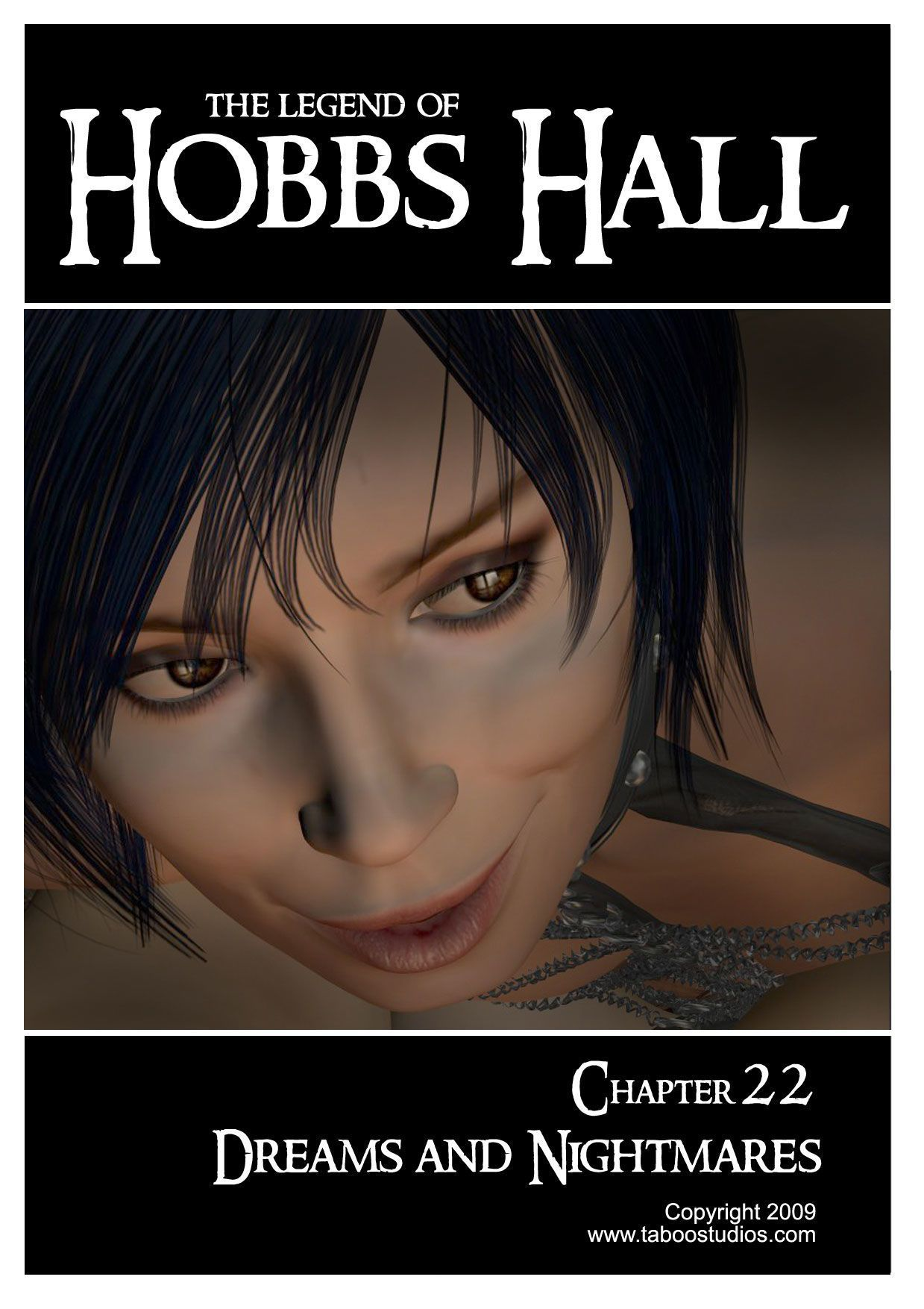 The Legend Of Hobbs Hall 01-24 - part 21