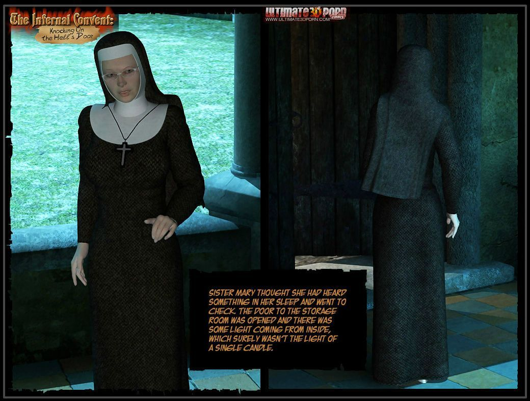 The Infernal Convent 3 - Knocking On The Hells Door - part 2