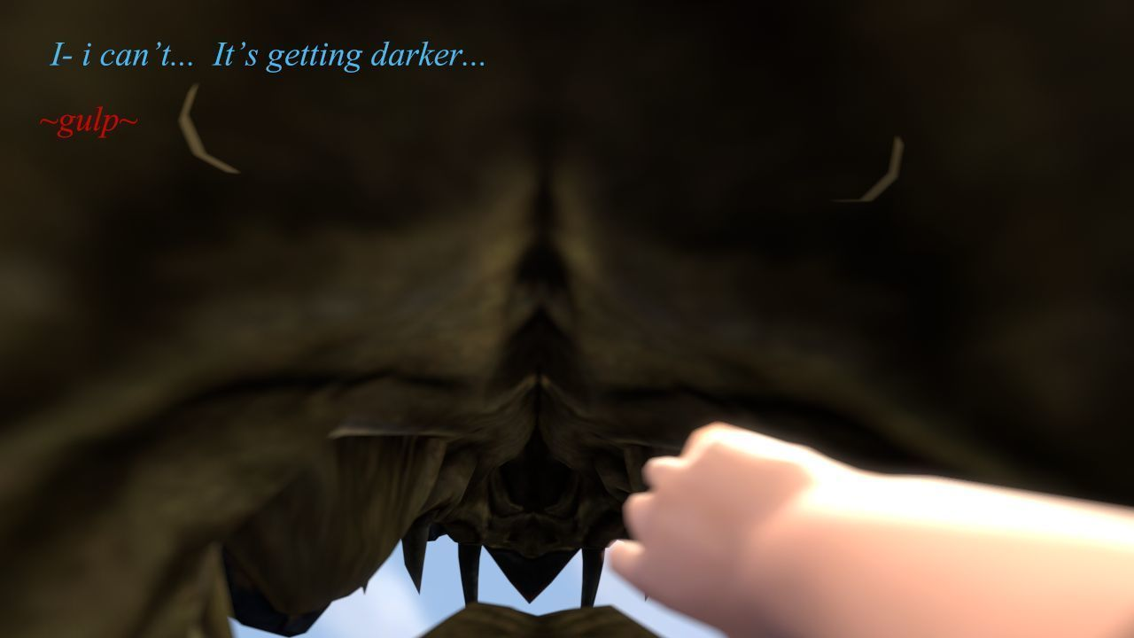 [3D] To get help from a dragon... - part 2