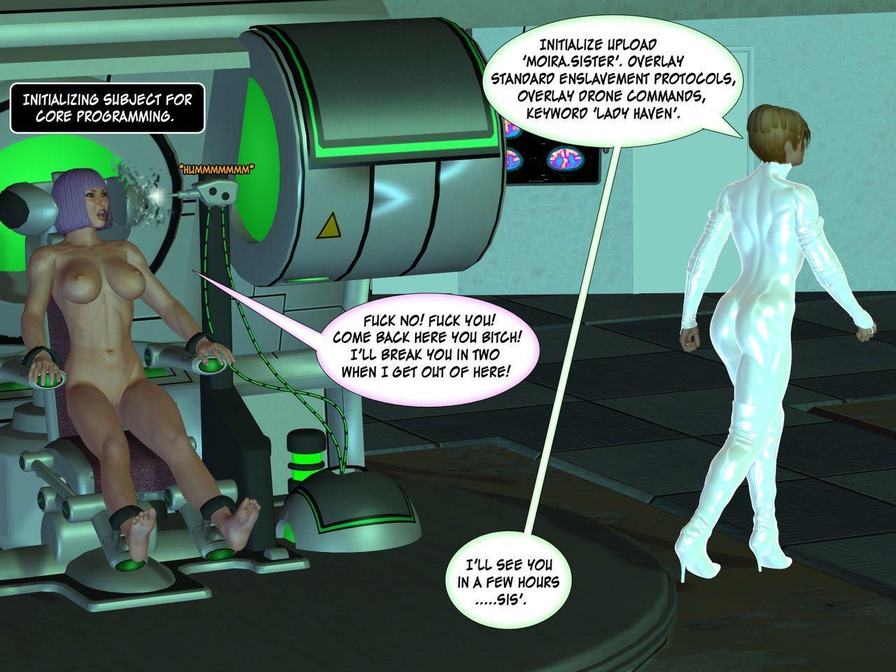 The Division - A Seductive Path 1-7 - part 2