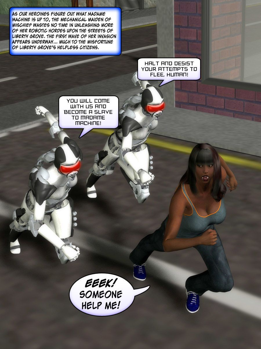 Monkey Business 1 - 20 - part 4