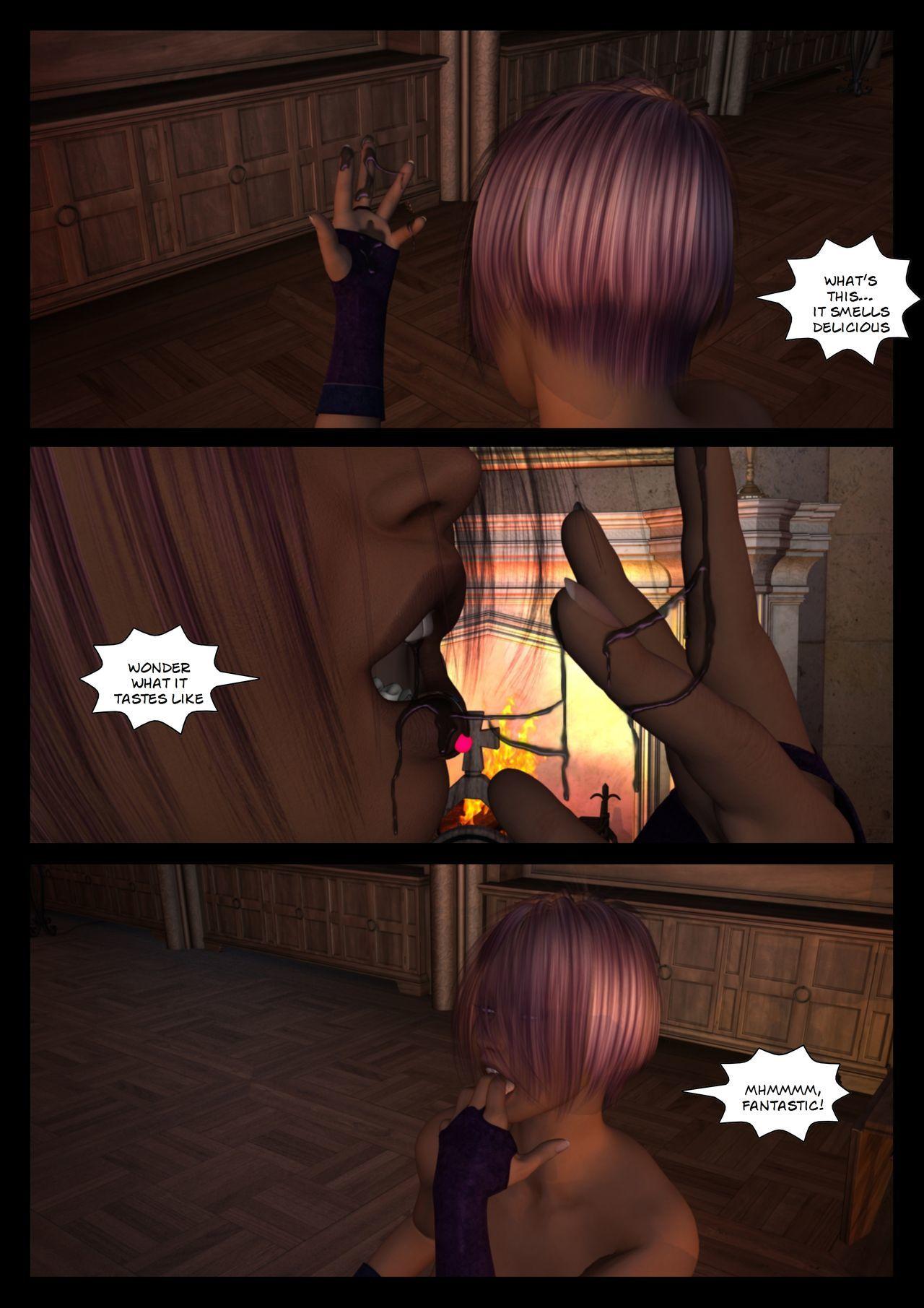 [Shinra-kun] Legion: Thrall of the Mask - Part 1 - part 4