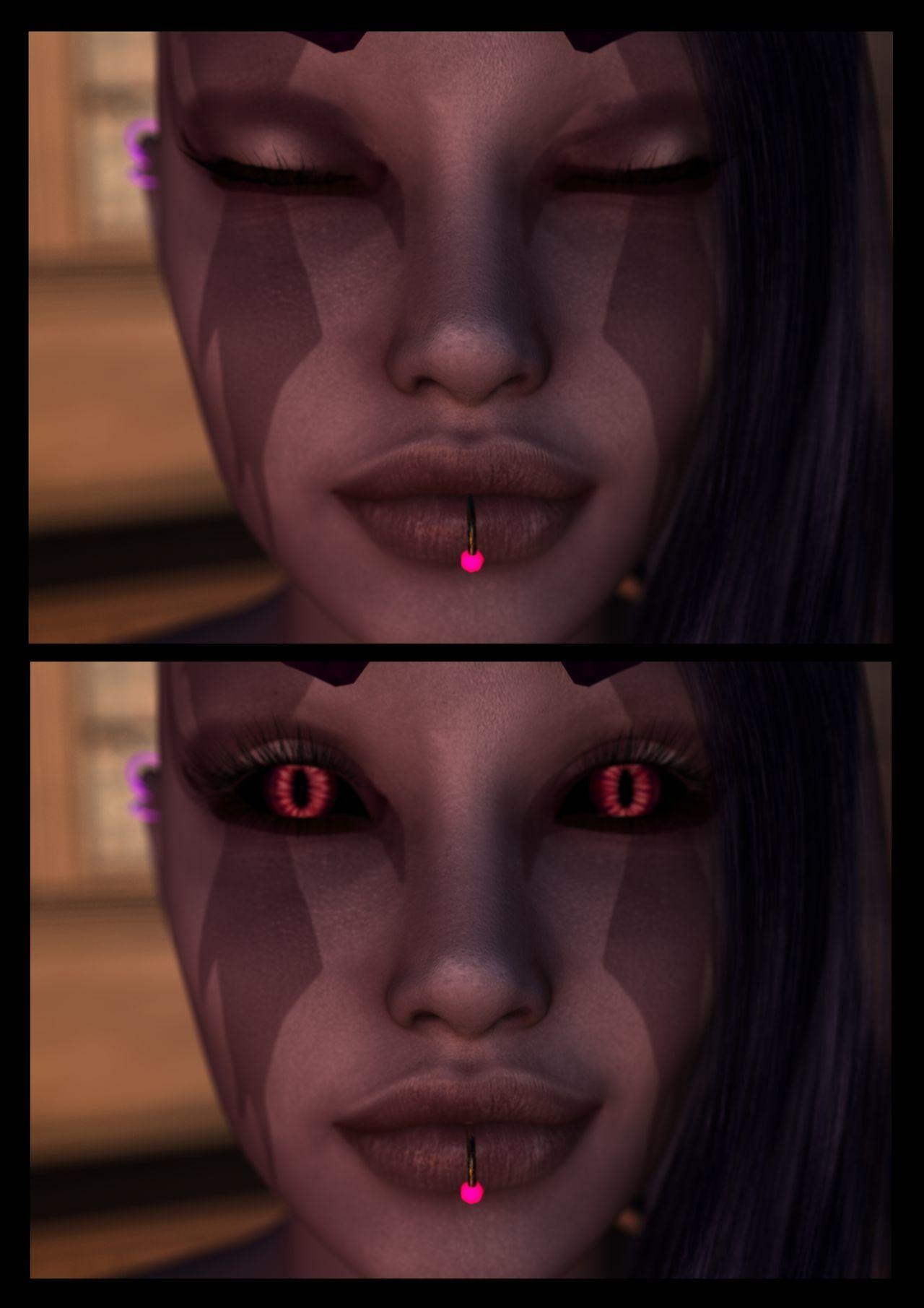 [Shinra-kun] Legion: Thrall of the Mask - Part 1 - part 5