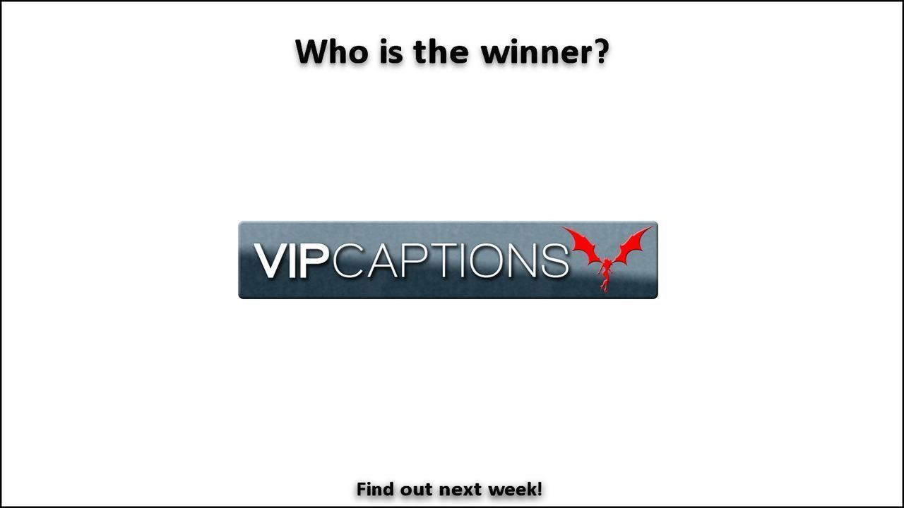 [VipCaptions] Jinkxed - part 31